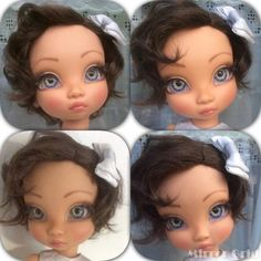 Disney animators doll custom ooak Enixeatelier by Enixeatelier on DeviantArt