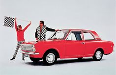 Ford Cortina MK2 1600 GT