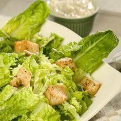 Creamy Caesar Salad @ allrecipes.co.uk
