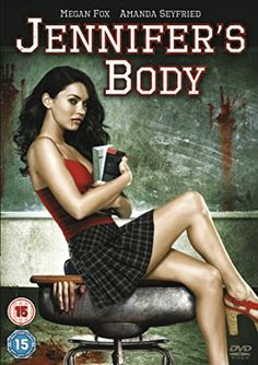 Image result for jennifer's body horror movie poster
