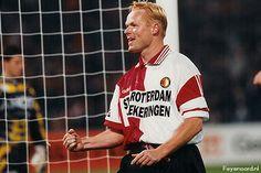 Ronald Koeman, Feyenoord.
