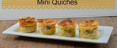 How to Make Mini Quiches | Food Storage Moms