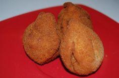Templo dos Sabores: Coxinhas de frango