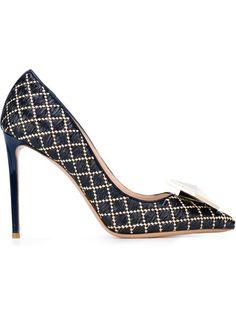 NICHOLAS KIRKWOOD 'Eden' Pumps. #nicholaskirkwood #shoes #pumps