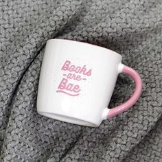 Books Are Bae Mug fo