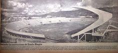El Estadio Olímpico de Caracas: 6 décadas de ilusiones  Pantalla Deportiva.