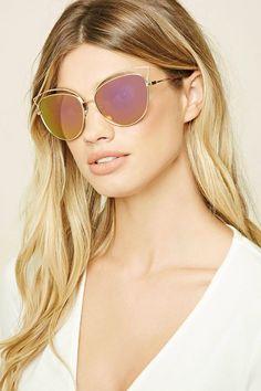 Cat Eye Sunglasses | Forever 21 - 1000231107