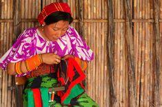 Estuve un año en Panamá, quedé enamorado de este país. En particular de la ancestral cultura del pueblo Kuna