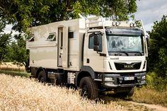 Reisemobil: Dakar 770 (213 kW / 290 PS) - bocklet fahrzeugbau