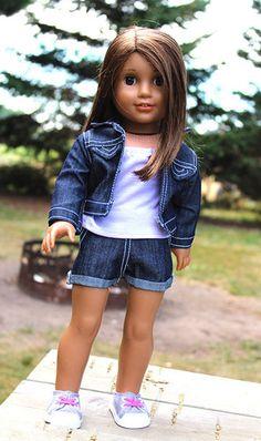 American Doll stuff