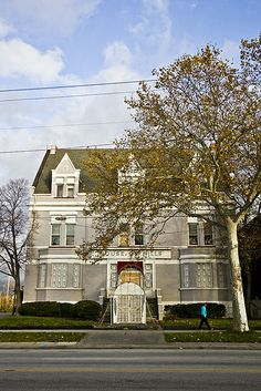 Black History House Of Wills Funeral Home Oldest Black Owned In Ohio State