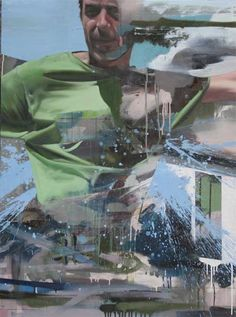 London based artist from Ireland, Connor Harrington acquired his BA Painting in 2002 from the Limerick School of Art and Design. Artist Painting, Figure Painting, Rapper Art, Graffiti, Human Art, Pretty Art, Street Artists, Portrait Art, Contemporary Paintings