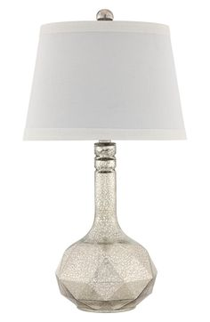 Main Image - JAlexander Lighting Mercury Glass Table Lamp