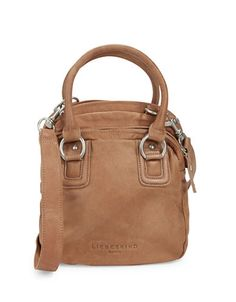 Brands | Crossbody Bags | Ottilie Leather Crossbody | Lord and Taylor