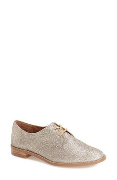 This menswear-staple oxford gets a festive, attention-demanding upgrade from a glittery finish that makes any outfit party-ready. @Nordstrom