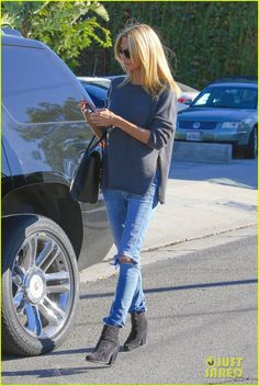 HEIDI KLUM was spotted wearing Rag & Bone's NEWBURY boot. Today is the LAST DAY of our BOOT EVENT! Shop Rag & Bones Newbury boot today and receive a $50 gift card!