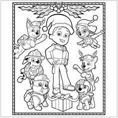 212 Best Christmas Coloring Pages Images In 2019 Coloring Pages