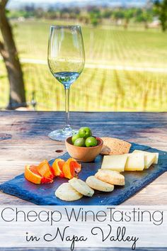 Cheap Wine Tasting in Napa Valley - Roadschooling with The Frugal Navy Wife
