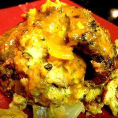 Chicken Itailian Sausage and Shredded Zucchini Stuffed Steak   Recipes   Beyond Diet