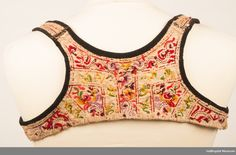 Hallingdal Museum Bra, Norway, Ornament, Fashion, Folklore, Hipster Stuff, Hemline, Moda, Decoration