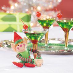 #Christmas #Cocktail: Elf Cocktail!