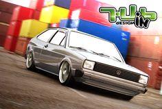 VW Gol BX Eurolook