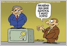 Base Eleitoral Forte...