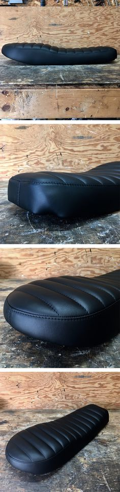 Honda CB750 seat ready. Another one with that smooth full grain leather over a custom foam shape.   #silvermachine #honda #cb750 #customseat #brat #tracker #scrambler #caferacer #motorcycle #caferacerxxx #vintagemotorcycle #custommotorcycle #caferacerculture  #caferacers #bratstyle #caferacersofinstagram #vintage #bikersofinstagram #croig #bikes #caferacersociety #tucknroll #selfmade #handmade #madeinamsterdam