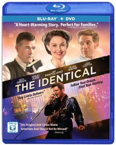 The Identical, Blu-ray/DVD Combo