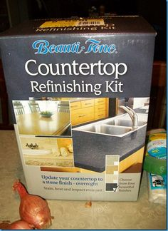 Refinish Countertops Rather Than Replace