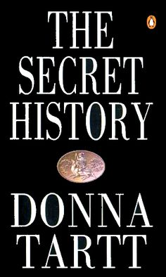 The Secret History Donna Tartt #postcrossing