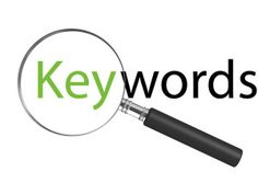keywords are going