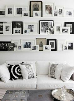 Fotowand Selber Machen Ideen Fr Eine Kreative Wandgestaltung
