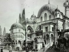 KEMERALTI Interior Architecture, Interior Design, Old City, Barcelona Cathedral, Istanbul, Taj Mahal, City Photo, Ottoman, Old Things