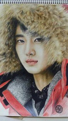 Kim Soo Hyun fan art ❤️ J Hearts