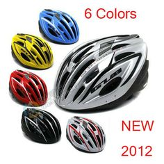 NEW 2012 BMX Cycling Bicycle Adult Bike Handsome HERO Mountain Helmet with Visor | eBay