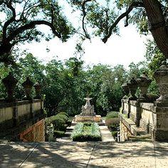 Miami Florida Vizcaya Gardens