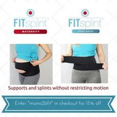 You don't need to have diastasis recti to benefit from splinting. Worn correctly, a wrap will feel like a much-needed hug... a hug that truly helps and calms and centers you.
