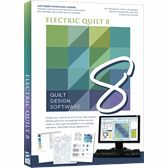Looking to build your digital stash for EQ8? Here's what you need to know. Electric Quilt, Retail Box, Free Space, Quilting Designs, Quilt Design, Quilting Tutorials, Quilting Patterns, Computer, Booklet