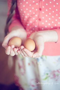 When I came downstairs in the morning at my grandparent's farm, I would hear grandma singing and whistling quietly as she prepared breakfast.