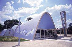 Oscar Niemeyer  Igraja da Pampulha Belo Horizonte