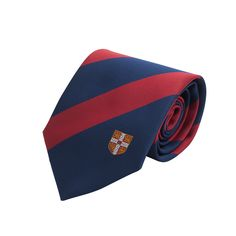 Official University of Cambridge Red Broad Stripe Tie