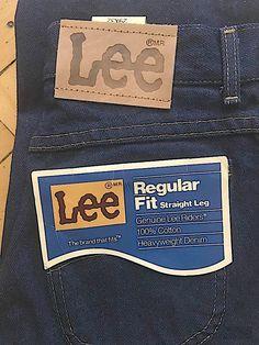 Lee Jeans, Indigo, Denim, Cotton, Indigo Dye, Jeans