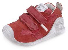 Zapato Biomecanics Niño - Rojo - 162149A