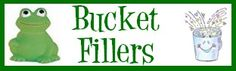 I love this idea of Bucket fillers (not dippers) and think it could be good for classroom or amongst the staff!