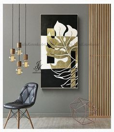 Large Abstract Oil Painting Gold Leaf Art Texture Modern Art Black and White Painting Original Painting Abstract Painting by Julia Kotenko by JuliaKotenkoArt on Etsy Black Art Painting, Black And White Painting, Oil Painting Abstract, Painting Frames, Art Feuille D'or, Gold Leaf Art, Oil Painting Texture, Painted Leaves, Art Moderne