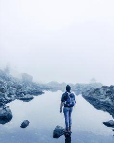 """l_adrien: """"Une histoire dans le brouillard    #folkmagazine #liveauthentic #instagoodmyphoto #neverstopexploring #adventuretime #mountains"""""""