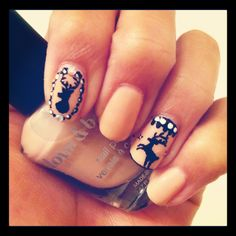 how every country girl wants their nails (;