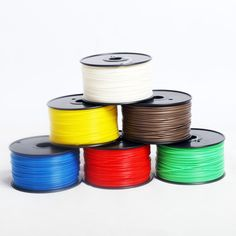 We are leading provider of 3D printer Original filament extruder, the best filament maker. We also provide PLA, ABS, Filament, Colorants, and supplies 3D printing.
