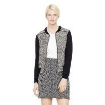 Tweed Knit Jacket by Club Monaco, $149.50